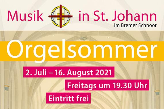 Orgelsommer St. Johann, Bremen