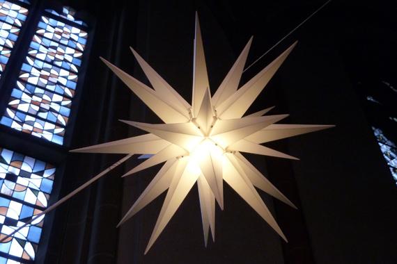 St. Johann, Weihnachtsstern