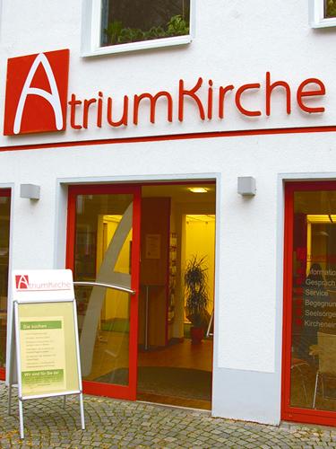 AtriumKirche, Bremen, City-Seelsorge