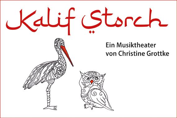 Bremer Kinder- und Jugendkantorei: ›Kalif Storch‹