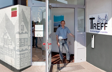 Bremer Treff: Christliche Begegnungsstätte für Menschen in Not