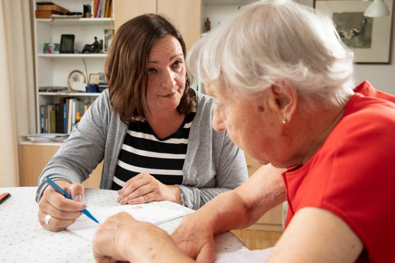 Caritas Altenhilfe
