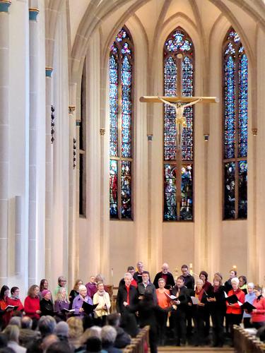 Chor im Schnoor, Bremen