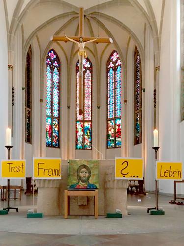 Familiengottesdienst St. Johann, Bremen