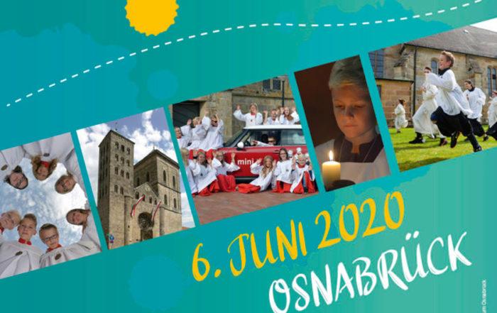 Ministrantenwallfahrt 2020 nach Osnabrück