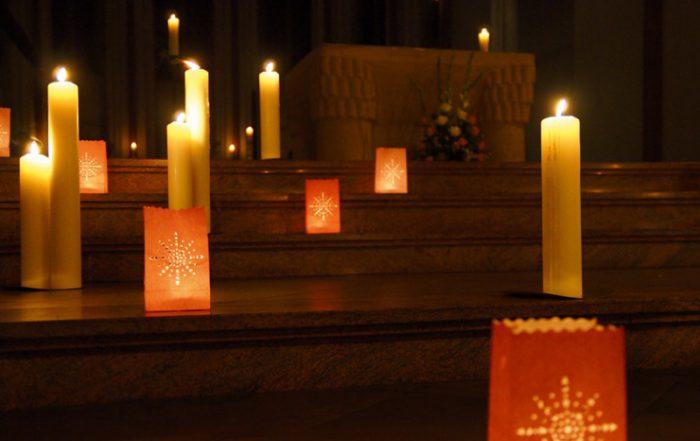 Nacht der offenen Kirche, St. Johann, Bremen