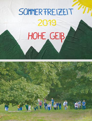 Sommerfreizeit St. Johann 2019