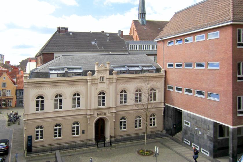 St.-Johannis-Schule, Sekundarstufe I+II, Bremen