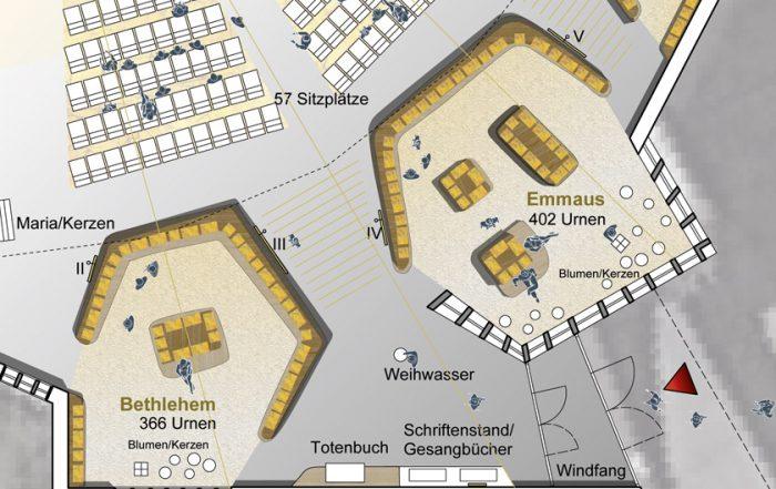 St. Elisabeth Bremen, Umbau zum Kolumbarium