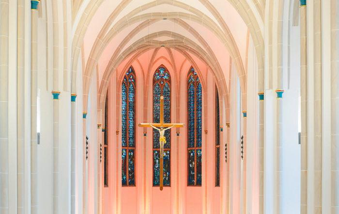 St. Johann Bremen, Altarraum