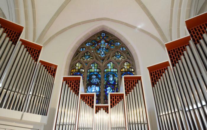St. Johann Bremen, Orgel