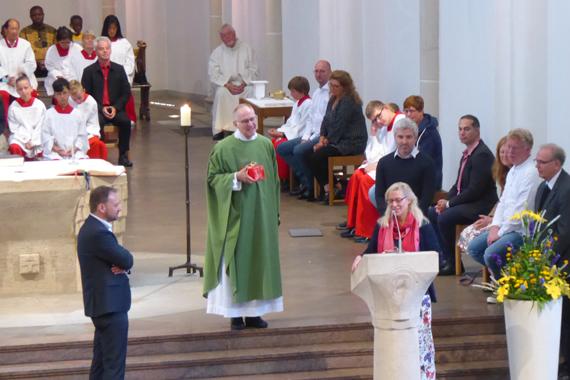 Verabschiedung Pfarrer Dirk Meyer