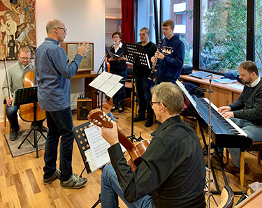 Viel Harmonie, Musikgruppe aus St. Elisabeth, Bremen