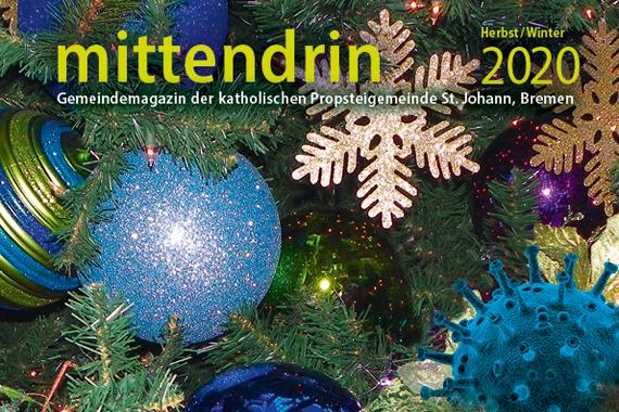 mittendrin, Gemeindemagazin der katholischen Propsteigemeinde St. Johann, Bremen